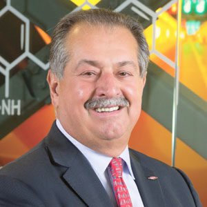Andrew Liveris, CEO, Dow Chemical Company