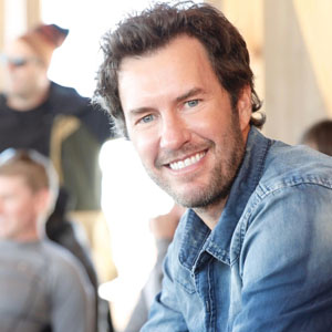 Blake Mycoskie, Founder, TOMS Shoes