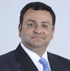 Cyrus Mistry, Chairman, Tata Group