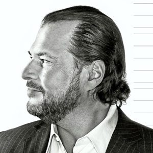 Marc Benioff, CEO, Salesforce.com