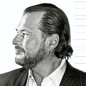 Marc Benioff, CEO, Salesforce.com