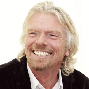 Richard Branson, Founder, Virgin Group